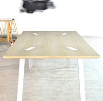 Mesa X. A Furniture Design, Product Design&Industrial Design project by Muka Design Lab  - Dec 17 2012 12:00 AM