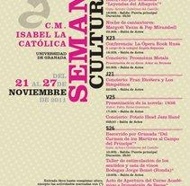 Cartelería. A Design project by Susana Real - 05-01-2013