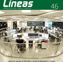 Lineas del tren. Um projeto de  de Eva San José         - 09.01.2013