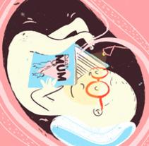Cosmopolitan (Australia). Un proyecto de Ilustración de Marisa Morea         - 09.01.2013