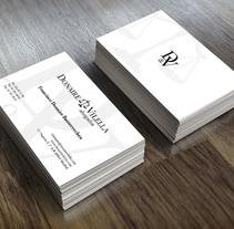 DONAIRE & VILELLA (abogados). Um projeto de Publicidade, Direção de arte, Design gráfico e Web design de Eduardo Barga - 22-01-2013