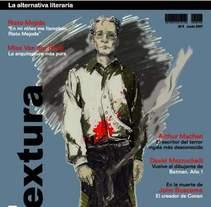 Portada Revista MAQUETACIÓN. Un proyecto de Diseño, Ilustración y Publicidad de MARGA POL         - 27.01.2013