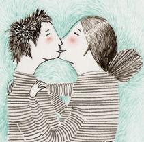 De boca a boca y te beso porque me toca. A Illustration project by Paloma Corral - Jan 28 2012 12:00 AM