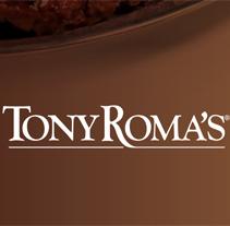 Carta Tony Romas. Um projeto de Design e Publicidade de Pokemino         - 28.01.2013