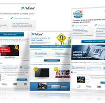 web and media design. A  project by Marc Roca Senior web and digital Art Direction - 07-02-2013