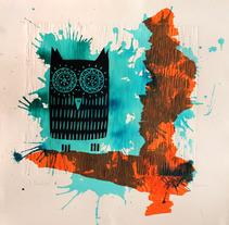 Grabados. Un proyecto de Ilustración de Ana Maturana - 11-02-2013