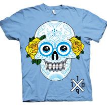 Diseño camiseta propio. A Design&Illustration project by adrian balanza blaya - 11-02-2013
