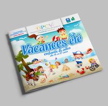 OPCV Magazine. A Design, Illustration, and Advertising project by Víctor Rodrigo Ruiz         - 13.02.2013