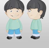 Personajes para ¡Mejor Así!. A Illustration project by Jose Angel Trancón Fernández - 14-02-2013