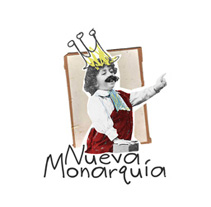 """Nueva Monarquía"" Identidad Corporativa Sello Discográfico Crowdfunding. A Design, Illustration, Music, Audio, and Photograph project by mamen lópez - 18-02-2013"