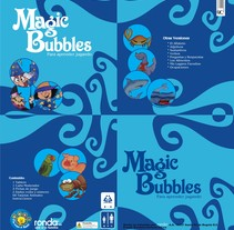 Magic Bubbles . A Design, Illustration, and UI / UX project by Julie  Daza  - 18-02-2013