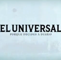 Coleccionable El Universal. A Motion Graphics, and Software Development project by Juan Pablo Rabascall Cortizzos         - 21.02.2013
