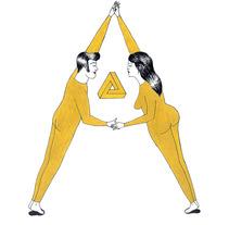 Triángulo. Um projeto de Ilustração de Maite Caballero Arrieta         - 27.02.2013