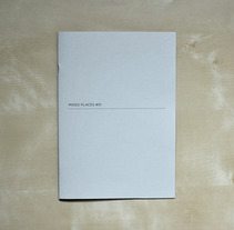 Mixed Places #01. Un proyecto de Diseño de noe lavado - Miércoles, 27 de febrero de 2013 16:55:15 +0100