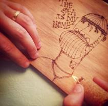 Od School Wood Project. Un proyecto de Diseño, Ilustración y Fotografía de Paula  Maia Carro         - 04.03.2013