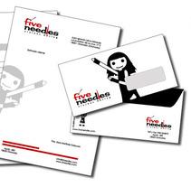 Identidad corporativa. A Design&Illustration project by Sara Martinez Gabucio - 05-03-2013