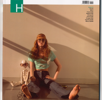 H Magazine Spf. A Design project by Mo Textile Design         - 12.03.2013