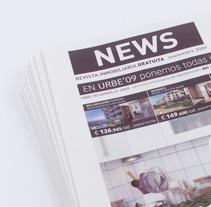 news inmobiliario. Un proyecto de Diseño de Chary Esteve Vargas - 24-03-2013