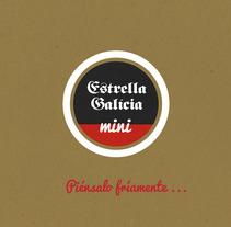 Piénsalo fríamente. Um projeto de Ilustração e Publicidade de Lidia Gutiérrez Gonçalves         - 01.04.2013