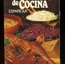 Gran libro de cocina.. A Design, Illustration, and UI / UX project by Salva Insa - 17-06-2013