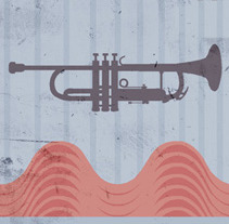 Jazzaldia. A Design project by @infocalber          - 21.04.2013