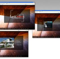 Arquidea - web corporativa. Un proyecto de UI / UX y Diseño de Germán Blanco Méndez - Lunes, 06 de mayo de 2013 12:54:59 +0200