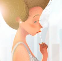 La hora del té. Un proyecto de Diseño, Ilustración, Publicidad, Fotografía, Cine, vídeo y televisión de Mario Garcia Arévalo - 08-05-2013