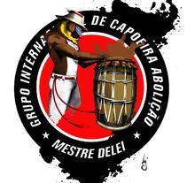2º Batizado Europeo Capoeira Aboliçao. Un proyecto de Diseño e Ilustración de Luis Miguel Falcón         - 15.05.2013