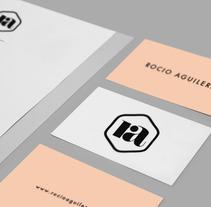 Rocío Aguilera. A Design project by David Sanden         - 24.05.2013