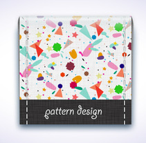 Pattern Design: Geometric. A Illustration, and Design project by Iván Villarrubia - May 25 2013 03:53 PM