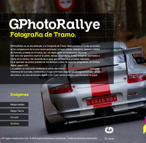 GPhotoRallye. A Design, Advertising, Photograph, and UI / UX project by Goyo Arellano Alcocer - 26-05-2013