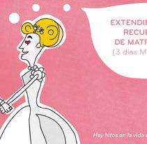 Ilustraciones Beneficios. Un proyecto de Diseño e Ilustración de Rosario Margaita Di Giuseppe Versluys         - 28.05.2013