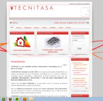 Tecnitasa. Un proyecto de Diseño y Desarrollo de software de Yolanda González López         - 05.06.2013