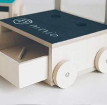 Branding - Nimio. Un proyecto de Diseño de Se ha ido ya mamá  - Martes, 11 de junio de 2013 12:00:53 +0200