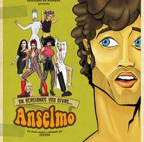 Anselmo. A Illustration project by Fernando Fernández Torres - Jun 21 2013 08:41 PM
