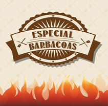 Barbacoa. A Design, and Advertising project by quintas.rafa@gmail.com  - 02-07-2013