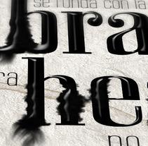 Promises, promises. Um projeto de Design de Alberto Moreno - 09-07-2013