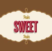 Pain, Sweet Pain. Un proyecto de Ilustración, Publicidad y UI / UX de Adriana Castillo García         - 21.09.2013