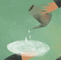 Periplo: Creación . Un proyecto de Ilustración de Alejandra Fernández - 01-08-2013