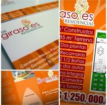 Girasoles. A Design project by Tania  San Nicolás          - 23.06.2014