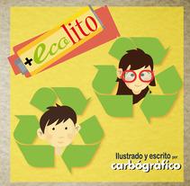 Eco and Lito. Um projeto de Ilustração de José Luis Carbó Díaz         - 10.08.2013