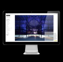 Webs. Um projeto de Design e Desenvolvimento de software de Anabel  Perujo Pérez         - 11.08.2013