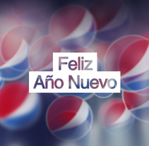 Feliz año nuevo. A Design, Advertising, and Photograph project by Rolando Cardozo         - 21.08.2013