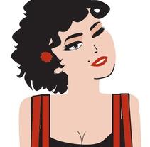 Esbozo para logo. Un proyecto de Diseño e Ilustración de Mònica  - 21-08-2013