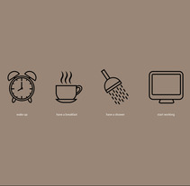 Iconos. A Design, Illustration, and Advertising project by Irene Hernando García         - 12.09.2013