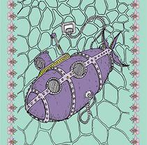 La tabla periódica. Un proyecto de Diseño e Ilustración de Leticia Rodríguez Fernández - 18-09-2013