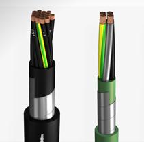Cables en 3D. A 3D project by UNICORN DESIGN         - 20.09.2013