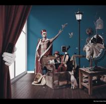 The True Home Theater. Un proyecto de Diseño y Publicidad de Mr. Kuns ™         - 23.09.2013