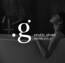Punto G - Erotic store. Um projeto de  de Ángel Plaza         - 14.10.2013