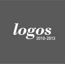 Logos 2010-2013. A Design project by Adrián Heras Pozo         - 30.03.2013